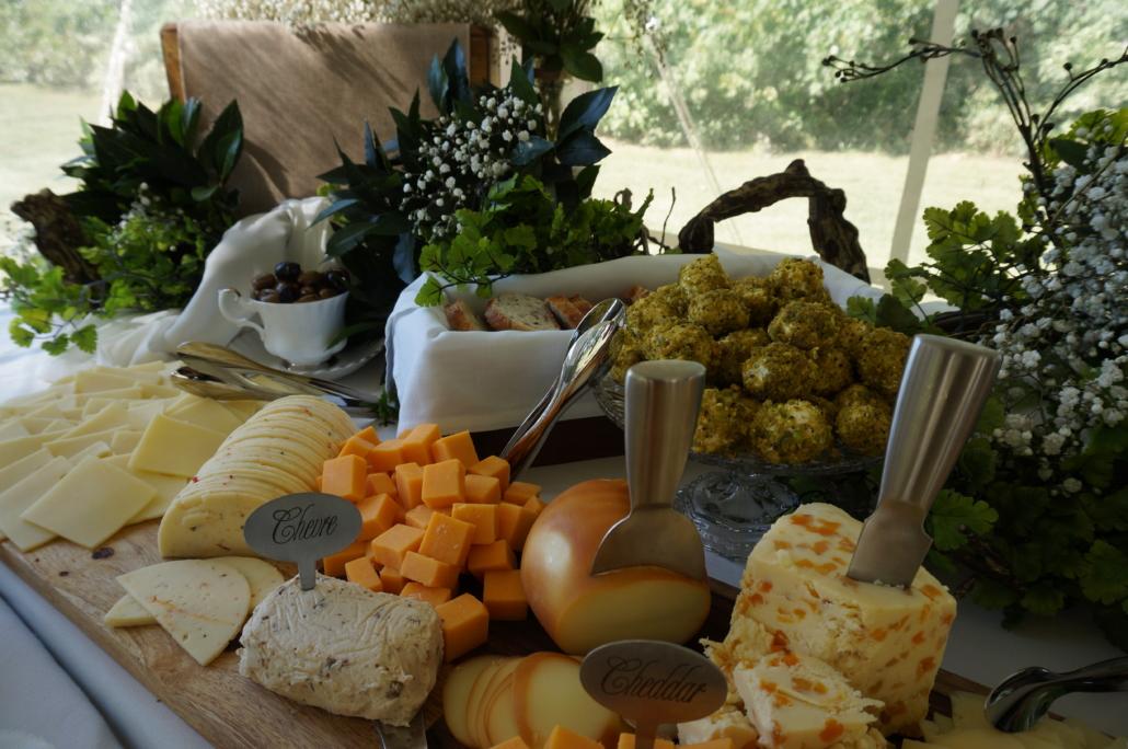 cheese-wedding-catering-red deer