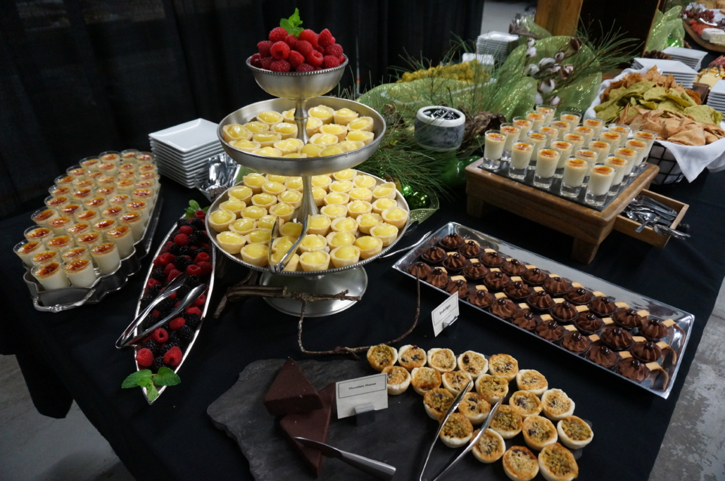 Desserts-catering